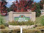Hill Country RV And Mh Community