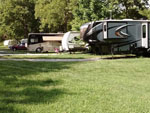 View larger image of RVs and trailers at campgrounds at THREE SPRINGS CAMPGROUND image #4