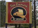 View larger image of Trailers camping at SUN ROAMERS RV RESORT image #11