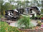 View larger image of Trailer camping at CLAYS PARK RESORT image #1