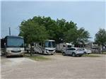 View larger image of Trailers camping at TEXAN RV RANCH image #5