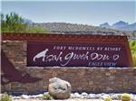 View larger image of Aerial view of RVs parked in sites at EAGLE VIEW RV RESORT ASAH GWEH OOU-O AT FORT MCDOWELL image #8