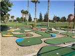 View larger image of Miniature golf course at THE LAKES RV  GOLF RESORT image #10