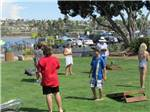 View larger image of Kids playing at MISSION BAY RV RESORT image #2