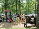 View larger image of Playground at DEER RUN CAMPING RESORT image #7