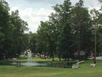 View larger image of Playground on the water at DEER RUN CAMPING RESORT image #8
