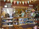 View larger image of Gift shop at EVERGREEN PARK RV RESORT image #5