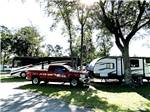 View larger image of Trailers camping at GOLDEN ISLES RV PARK image #1