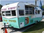 View larger image of Food cart at JAMAICA BEACH RV RESORT image #8