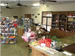 View larger image of Gift shop at BAKERSFIELD RIVER RUN RV PARK image #7