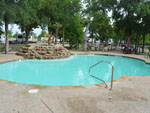 View larger image of Swimming pool at campgrounds at OAK CREEK RV PARK image #10