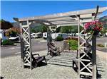 View larger image of A semi covered sitting area at TRI CITY RV PARK image #3