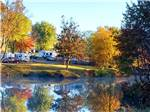View larger image of Trailers camping at AOK CAMPGROUND  RV PARK image #1