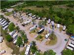 View larger image of Amazing aerial view over resort at BENNETTS RV RANCH image #3