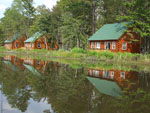 View larger image of Log cabins on the lake at YOGI ON THE LAKE image #6
