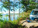 View larger image of RV camping on the water at LA CONNER image #1