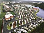 View larger image of Trailers and RVs camping at COASTAL GEORGIA RV RESORT image #1