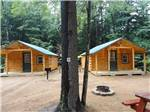 View larger image of Cabins at FRIENDLY BEAVER CAMPGROUND image #5
