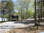 View larger image of Trailers camping at OAK HOLLOW FAMILY CAMPGROUND image #2