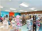 View larger image of Interior of the resort store at CASTAWAYS RV RESORT  CAMPGROUND image #8