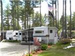 WAGON WHEEL RV RESORT  CAMPGROUND at OLD ORCHARD BEACH ME