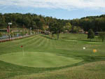View larger image of Golf course at WOODS TALL TIMBER RESORT image #5