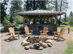 View larger image of Sign at entrance to RV park at LONE MOUNTAIN RV RESORT AND TIPI CAMPGROUND image #1