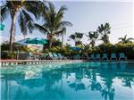 View larger image of Swimming pool at campground at GRASSY KEY RV PARK AND RESORT image #1