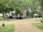 View larger image of Trailer camping at DAKOTA SUNSETS RV PARK  CAMPGROUND image #6