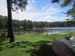 View larger image of A fantastic view of the lake at LAKE WALDENA RESORT image #4