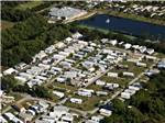 View larger image of Amazing aerial view over resort at GULF AIR RV RESORT image #5