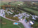 View larger image of Ducks on the lake at PARKERS CROSSROADS RV PARK image #1