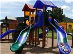View larger image of Playground at RAFTER J BAR RANCH CAMPING RESORT image #5