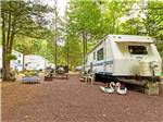 View larger image of Trailers camping at MAYS LANDING CAMPGROUND image #1