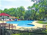 View larger image of Swimming pool at campground at MAYS LANDING CAMPGROUND image #2