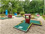 View larger image of Miniature golf course at MAYS LANDING CAMPGROUND image #5
