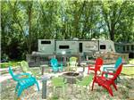 View larger image of Trailer camping at LAKELAND CAMPING RESORT image #6