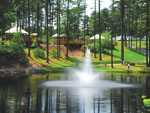 View larger image of Lake view at NORMANDY FARMS FAMILY CAMPING RESORT image #10