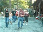 View larger image of Live music at CIRCLE CG FARM CAMPGROUND image #8