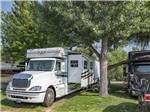 View larger image of Big rig camping at CHRIS CAMP  RV PARK image #10