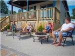 SHERKSTON SHORES RV RESORT at PORT COLBORNE ON
