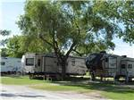 View larger image of Trailers camping at ALL SEASONS RV PARK image #4