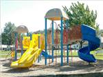 View larger image of Playground at INDIAN CREEK CAMPING RESORT image #7