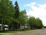 View larger image of Gravel road leading into RV park at SINTICH RV PARK image #6