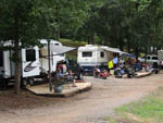 View larger image of Trailers and RVs camping at MIDWAY CAMPGROUND  RV RESORT image #8