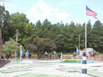 View larger image of Miniature golf course at MIDWAY CAMPGROUND  RV RESORT image #9