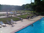 View larger image of People swimming in the pool at MIDWAY CAMPGROUND  RV RESORT image #11