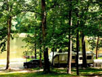 View larger image of Trailer camping on the water at MIDWAY CAMPGROUND  RV RESORT image #12