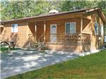 View larger image of Log cabin at YOGI BEARS JELLYSTONE PARK CAMP-RESORT image #5