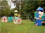 View larger image of Playground at ELIZABETHTOWN CROSSROADS CAMPGROUND image #2